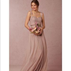 Jenny Yoo Juliette Dress Lace Tulle Gown Size 0